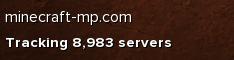 Server Minecraft Banner