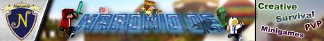 Naronio | naronio.de (Survival/Creative/PVP/Minigames)