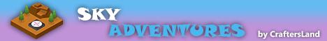 FTB SkyAdventures 1.12.2 by CraftersLand