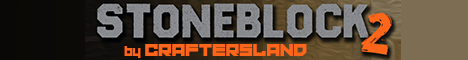 FTB StoneBlock2  by CraftersLand