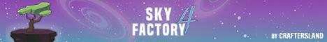 SkyFactory 4  by CraftersLand