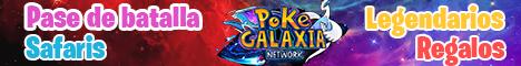 Poke Galaxia Network ESPAÑOL