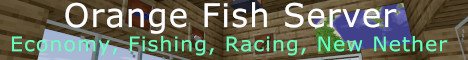 Orange Fish Server