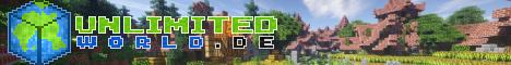 Unlimitedworld - Der Minecraft Wiki-Server