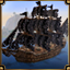 PirateCraft - Moving ships & working cannons!